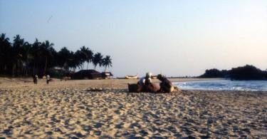 Kovalam praia