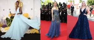Dramático: Lupita Nyong'o, Nicole Kidman e Dakota Fanning.