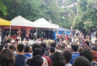 Virada Ocupação em São Paulo; foto: @markerbassker em http://ultimosegundo.ig.com.br/