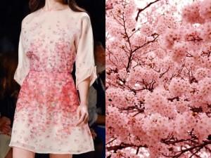 Blumarina - Primavera/Verão 2015 e cerejeiras do Japão (Fotógrafo desconhecido)