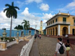Trinidad declarada Patrimônio da Humanidade em 1988.