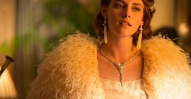 """Kristen Stewart com figurino Chanel em """"Café Society"""", novo filme de Woody Allen."""
