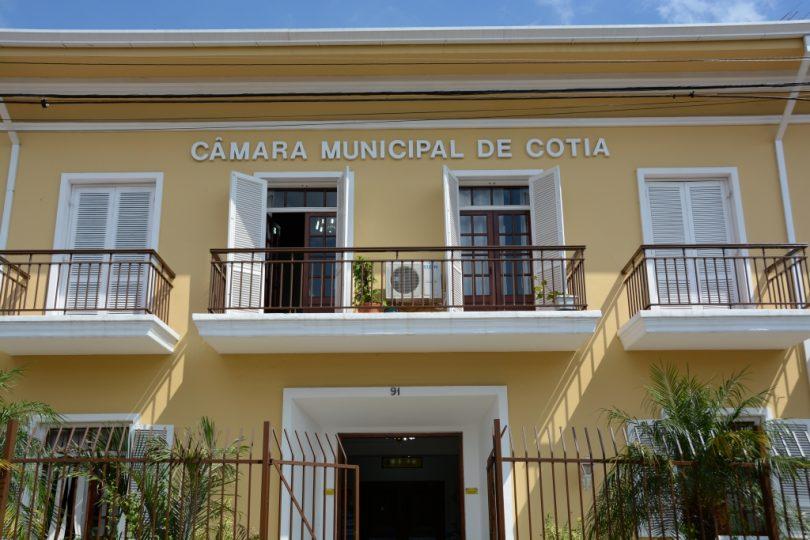 camara municipal de cotia