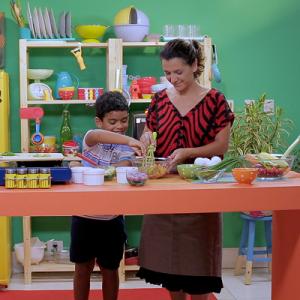 """A nutricionista Gabriela Kapim, do programa """"Meu filho come mal (GNT)"""