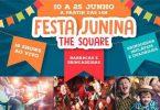 junina the square cortado