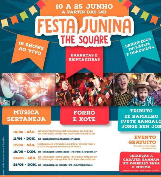 junina the square