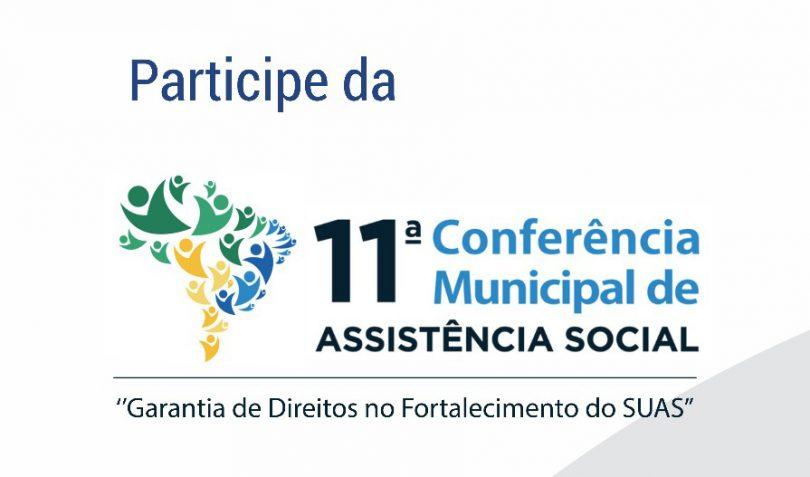 Conferência Municipal de Assistência Social começa nesta quarta