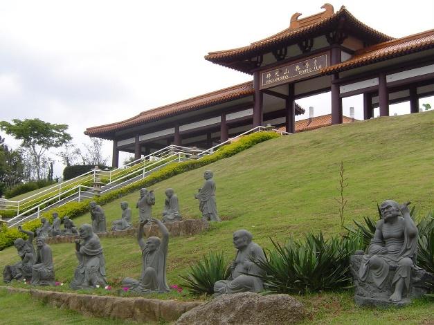 Templo Zu Lai 2