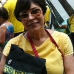 Eliana Machado Ferreira, jornalista.