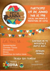 CONVITE_Festa Junina Sustentável