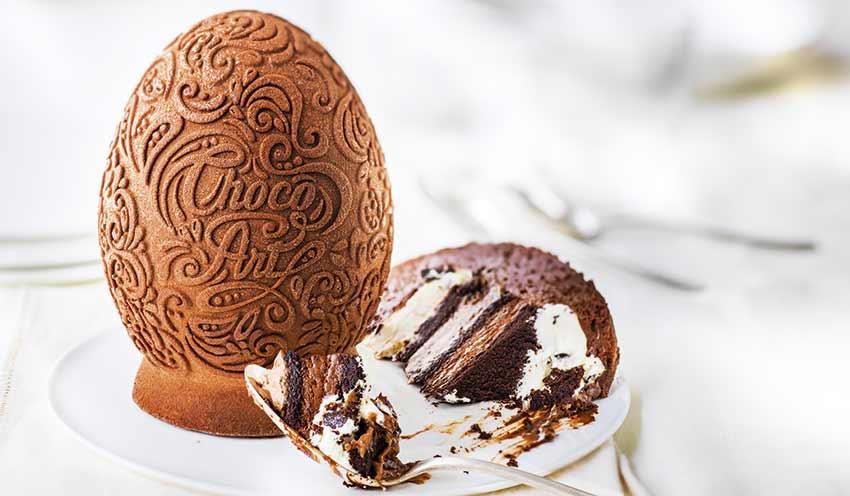 ovo frances chocolate