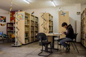 biblioteca caucaia